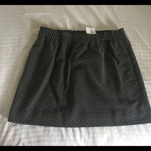 J. Crew Mini Skirt (Plus)